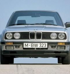 bmw 3 series coupe e30 1982 1992  [ 1024 x 768 Pixel ]