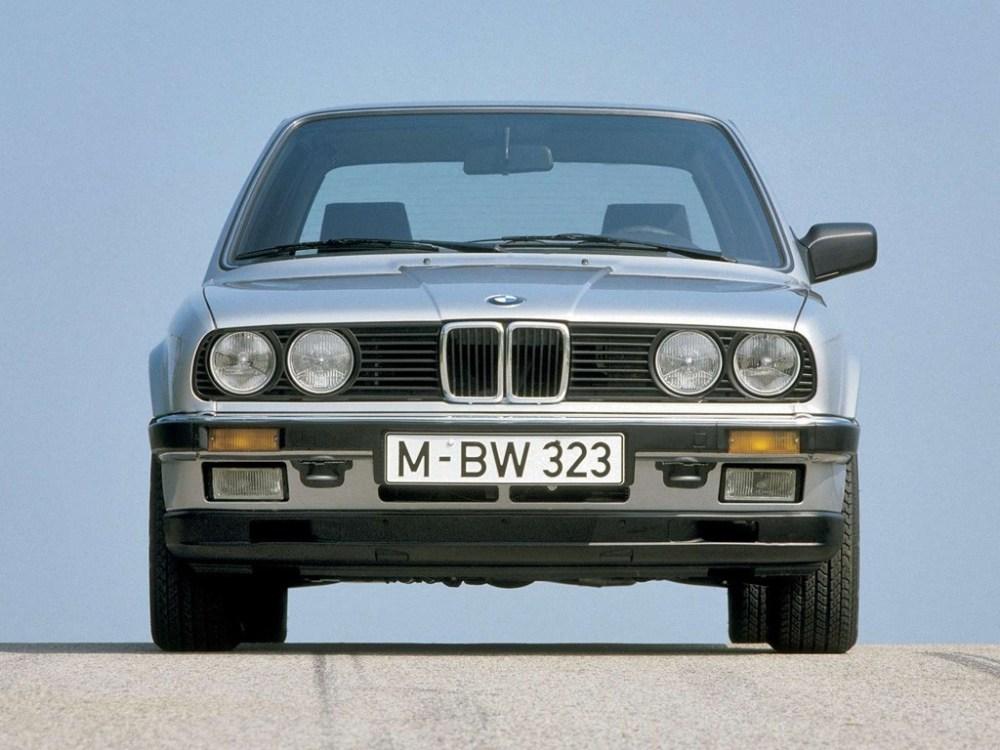 medium resolution of  bmw 3 series coupe e30 1982 1992