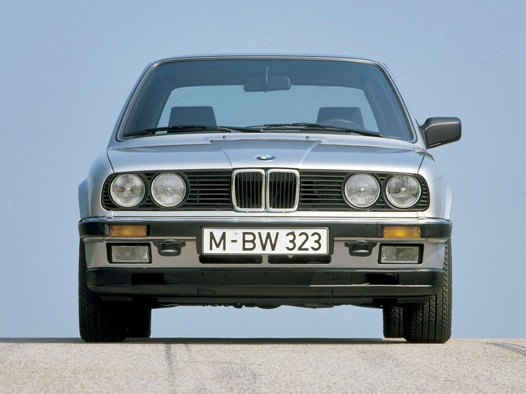 hight resolution of  bmw 3 series coupe e30 1982 1992