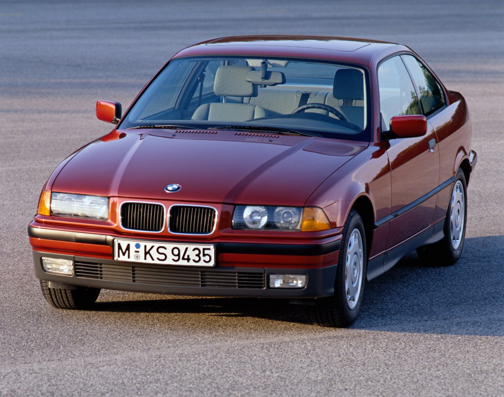 medium resolution of  bmw 3 series coupe e36 1992 1998