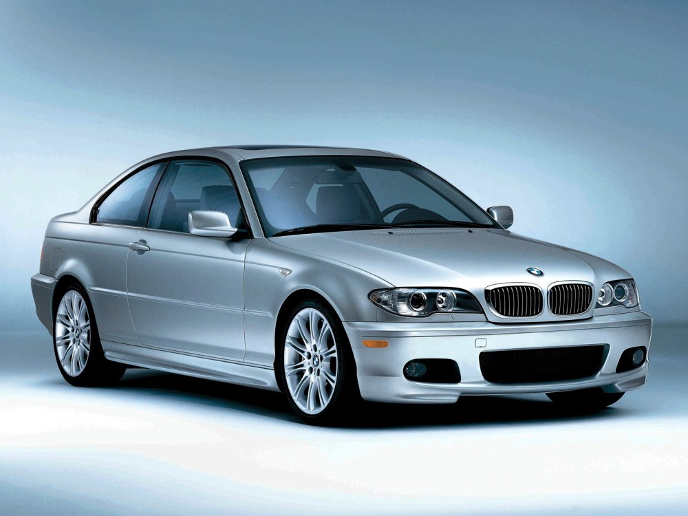 medium resolution of bmw 3 series coupe e46 2003 2006