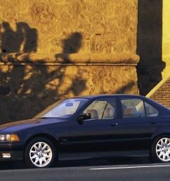 bmw 3 series sedan e36 1991 1998  [ 4096 x 3072 Pixel ]