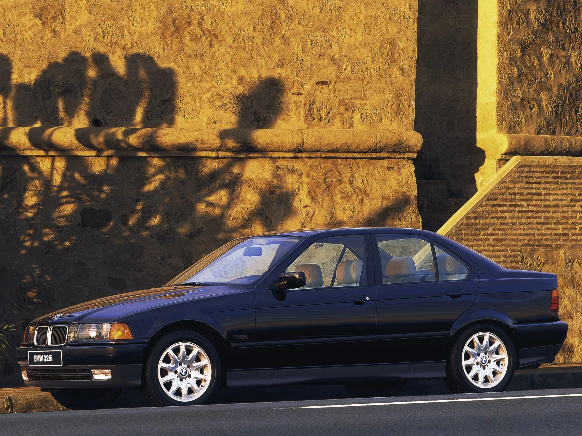 hight resolution of  bmw 3 series sedan e36 1991 1998
