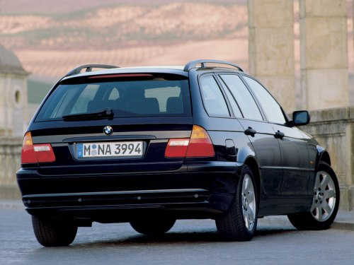 small resolution of  bmw 3 series touring e46 1999 2001