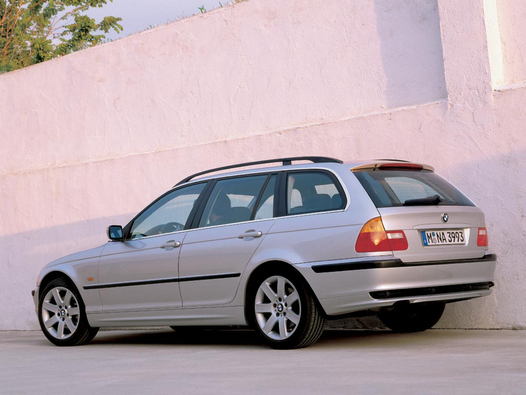 hight resolution of  bmw 3 series touring e46 1999 2001