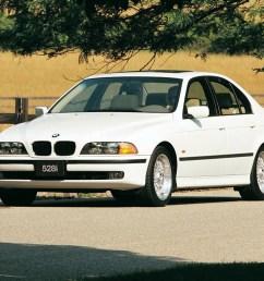 bmw 5 series e39 1995 2000  [ 1024 x 768 Pixel ]