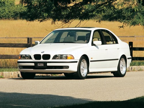 small resolution of  bmw 5 series e39 1995 2000