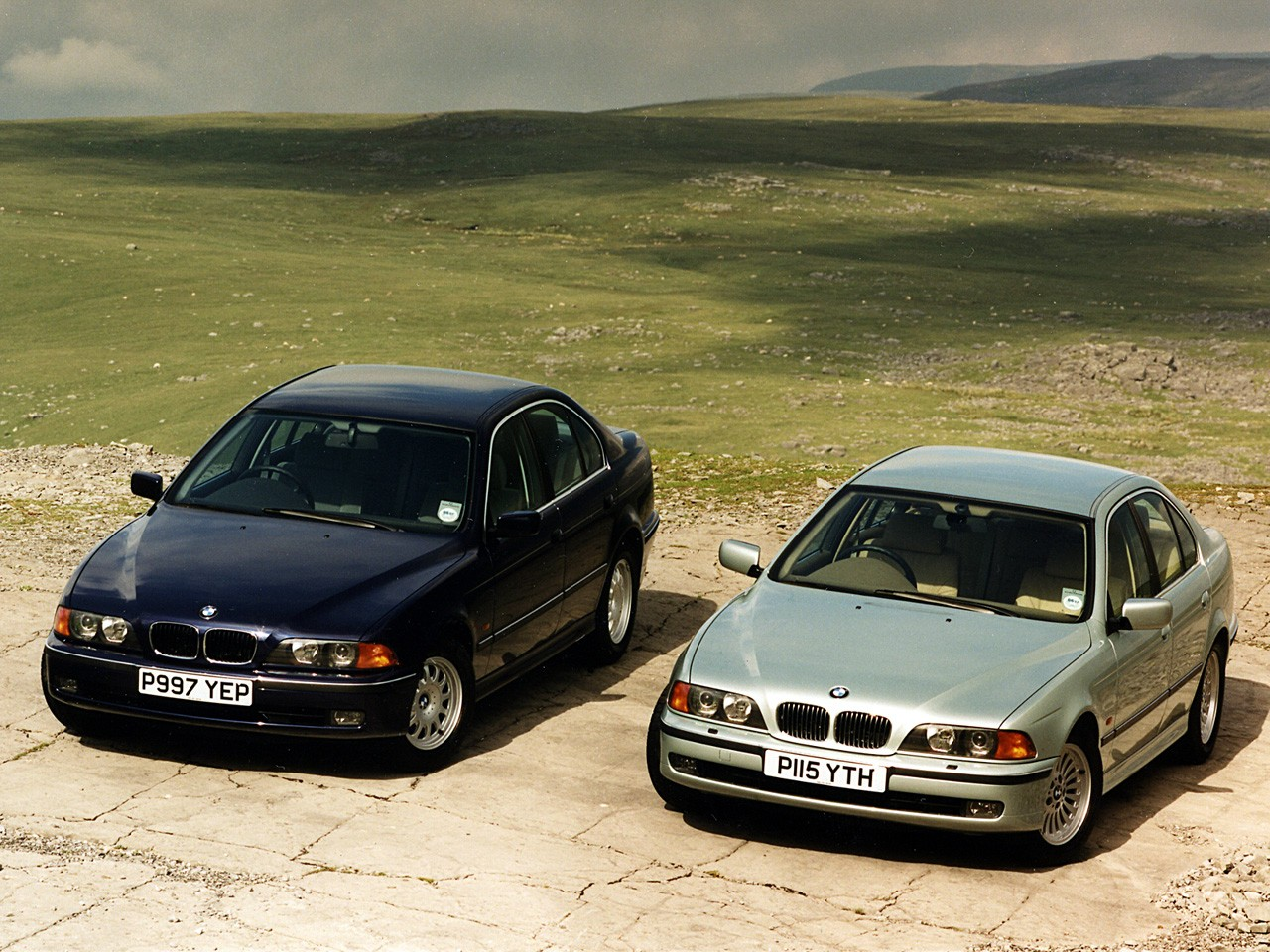 hight resolution of  bmw 5 series e39 1995 2000