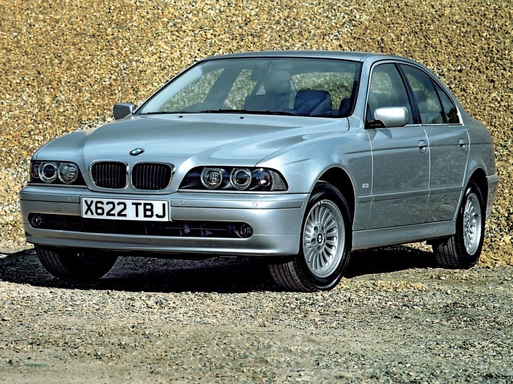 medium resolution of  bmw 5 series e39 2000 2003