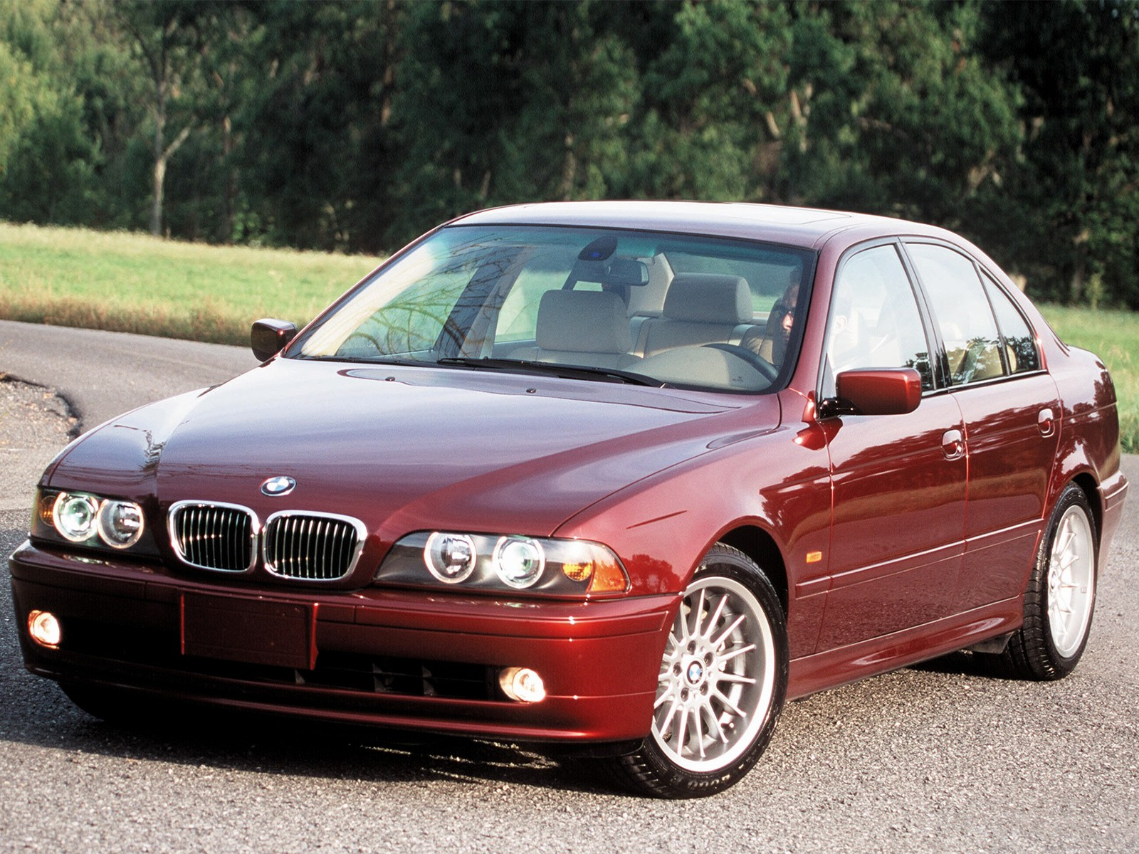 hight resolution of  bmw 5 series e39 2000 2003
