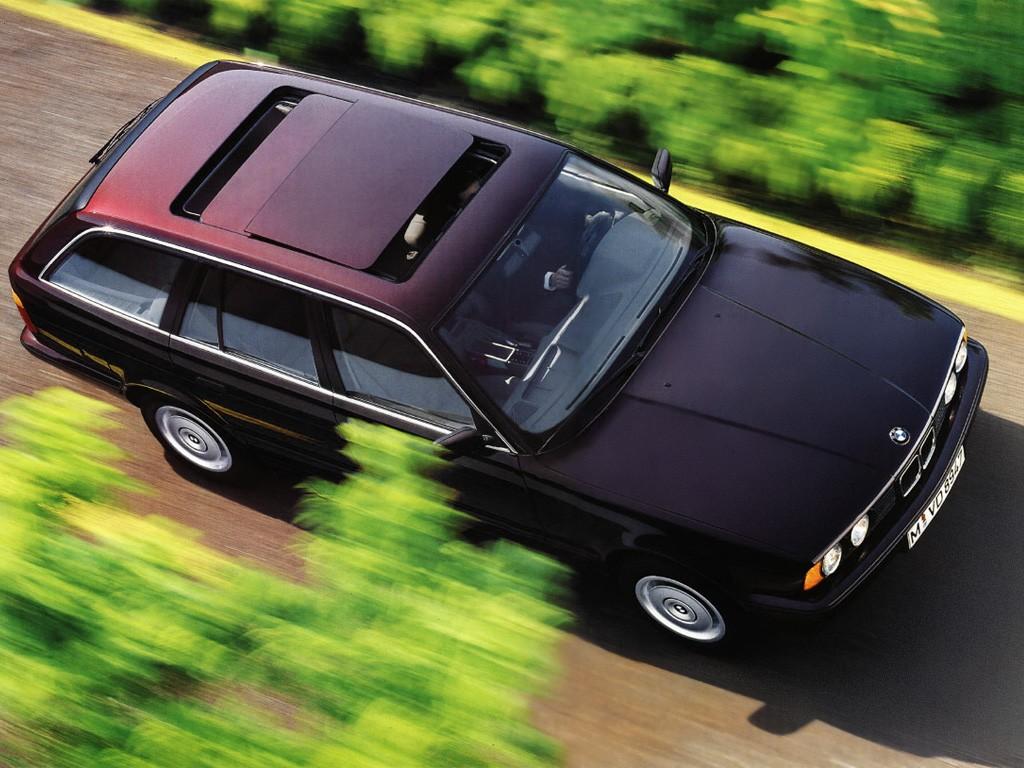 BMW 5 Series Touring E34 Specs Amp Photos 1992 1993