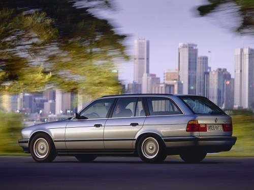 small resolution of  bmw 5 series touring e34 1992 1997