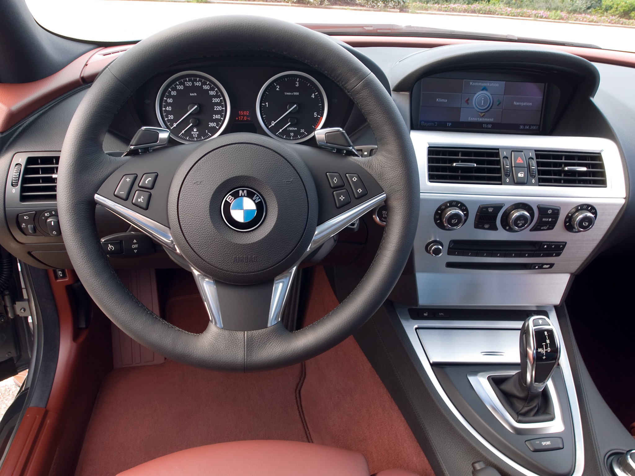 Bmw Series 2 Coupe Interior