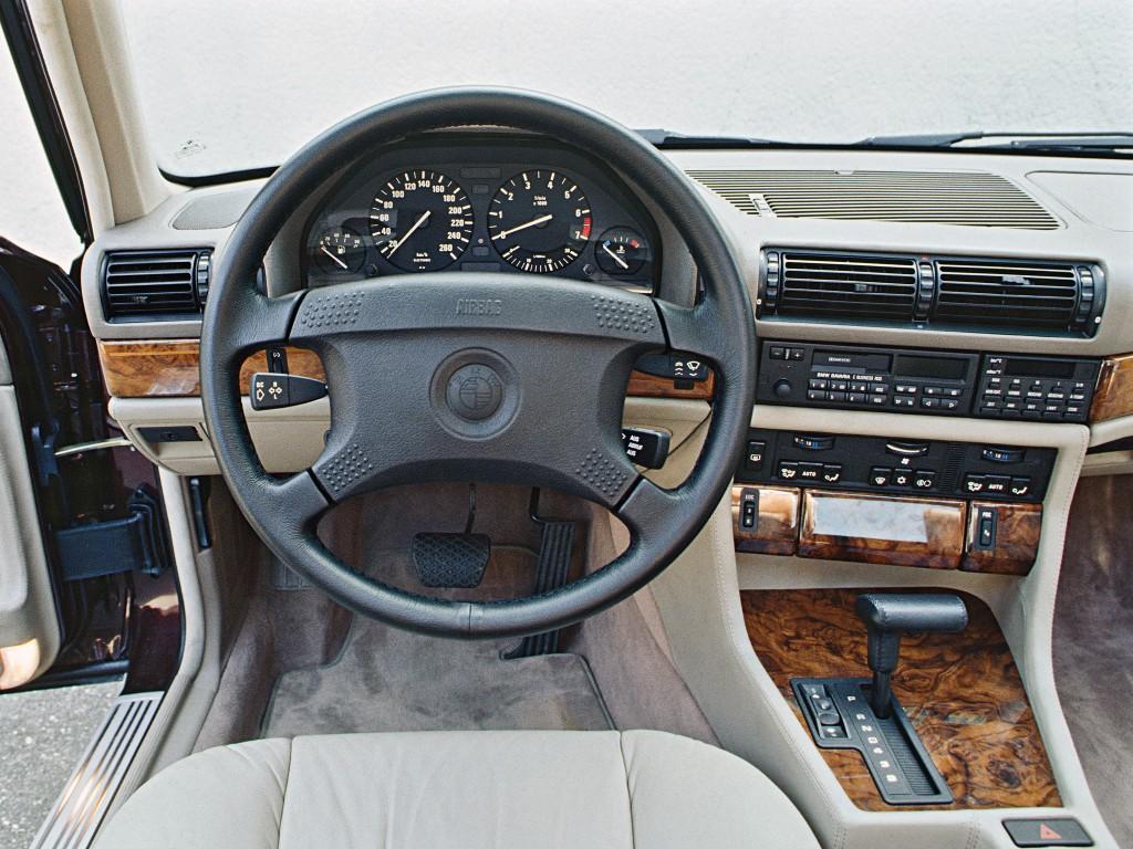 I Engine Diagram Bmw 7 Series E32 Specs 1986 1987 1988 1989 1990