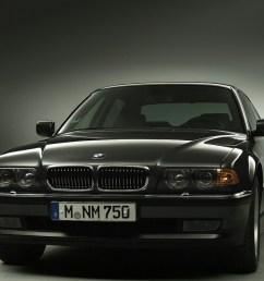 bmw 7 series e38 1994 1998  [ 1024 x 768 Pixel ]