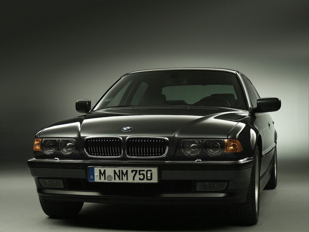 medium resolution of  bmw 7 series e38 1994 1998