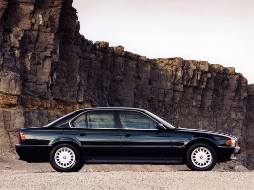 small resolution of  bmw 7 series e38 1994 1998