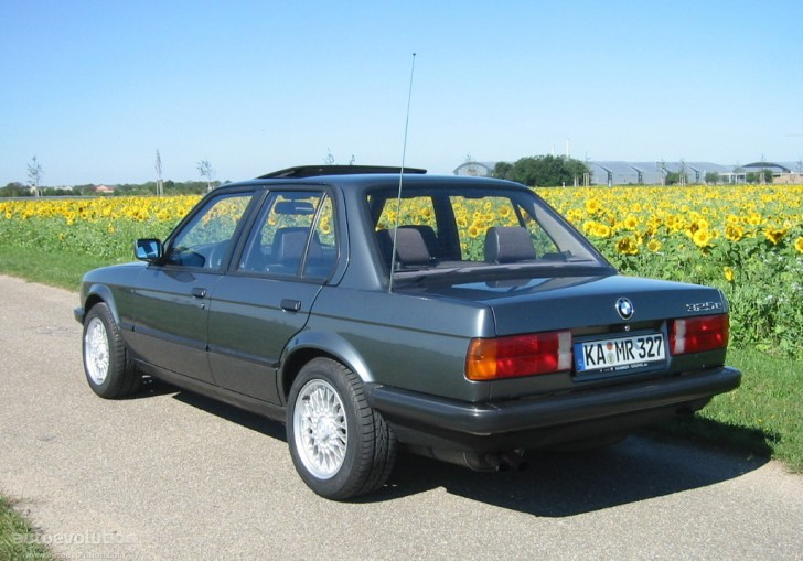 Bmw 3 Series E30 1982 1991