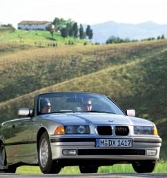 bmw 3 series cabriolet e36 1993 1999  [ 1024 x 794 Pixel ]
