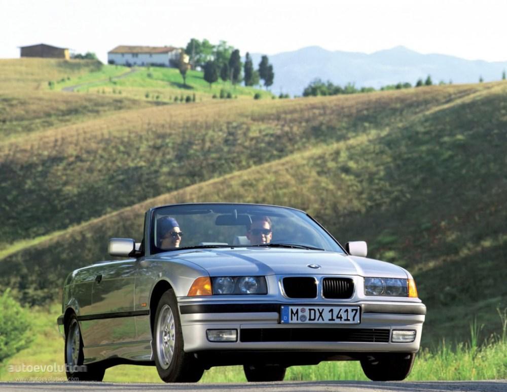medium resolution of  bmw 3 series cabriolet e36 1993 1999