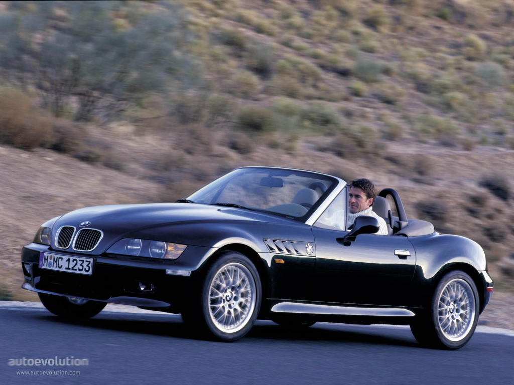 hight resolution of bmw z3 roadster e36 1996 2003