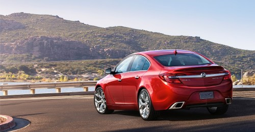 small resolution of  buick regal gs 2012 present