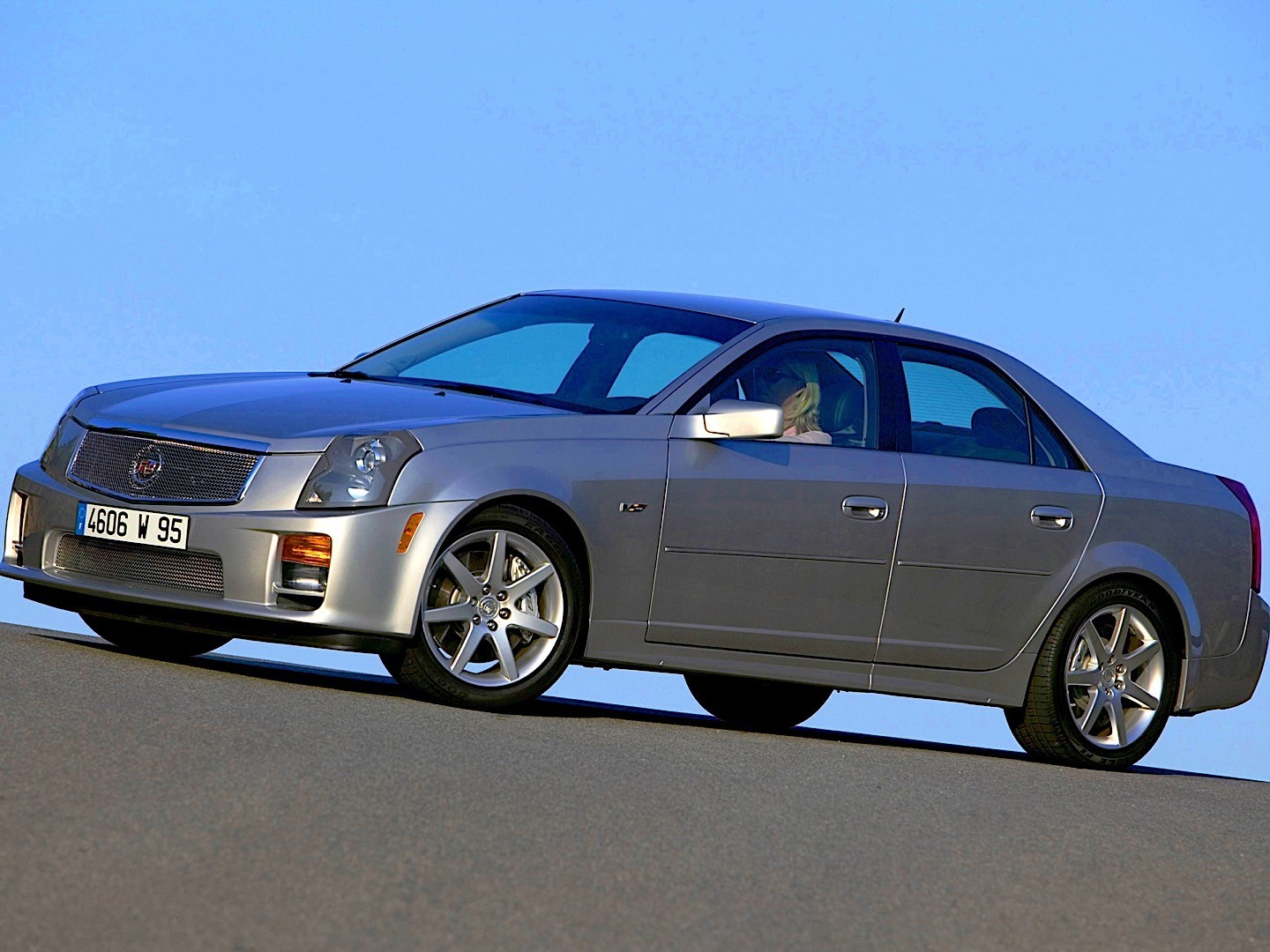 hight resolution of  cadillac cts v 2003 2007