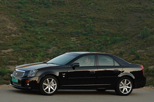 small resolution of  cadillac cts v 2003 2007
