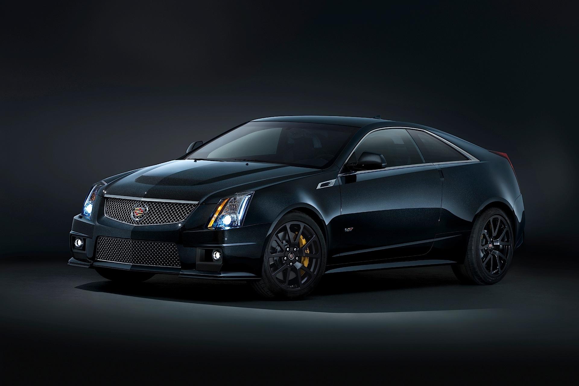Cadillac Ctsv Coupe  2012, 2013, 2014, 2015, 2016, 2017
