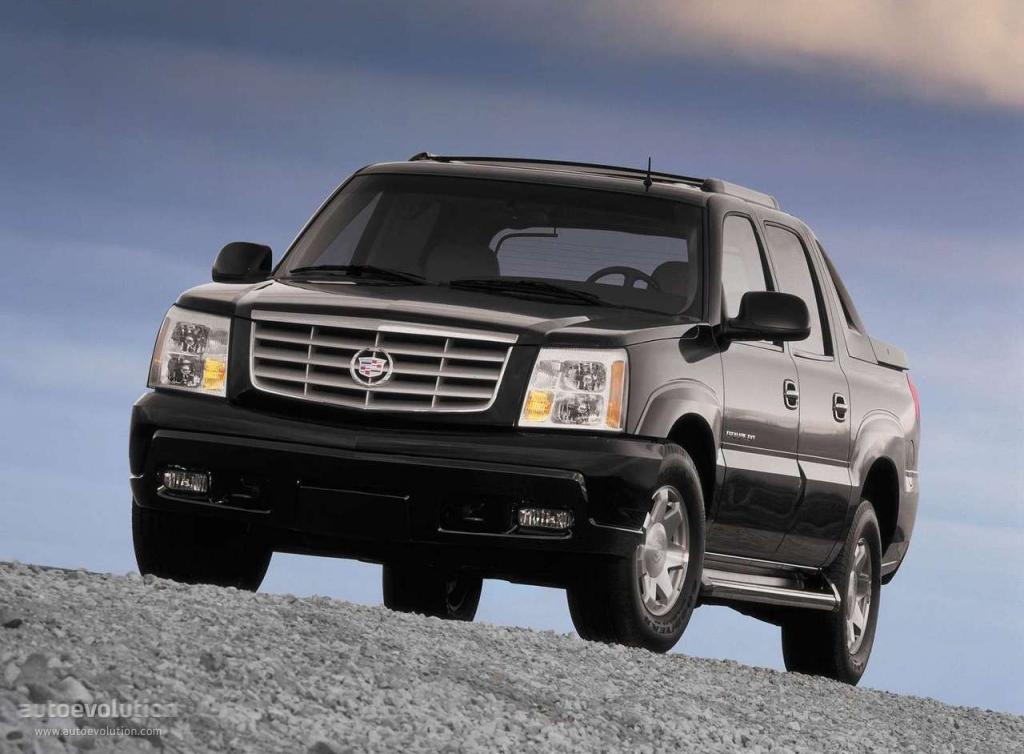 2001 Cadillac Escalade Ext