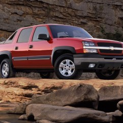 2002 Chevy Avalanche Problems Tekonsha Wiring Diagram Prodigy Chevrolet 2001 2003 2004 2005 2006