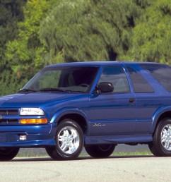 chevrolet blazer 3 doors 1995 2005  [ 1600 x 1200 Pixel ]