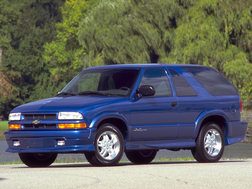 medium resolution of  chevrolet blazer 3 doors 1995 2005