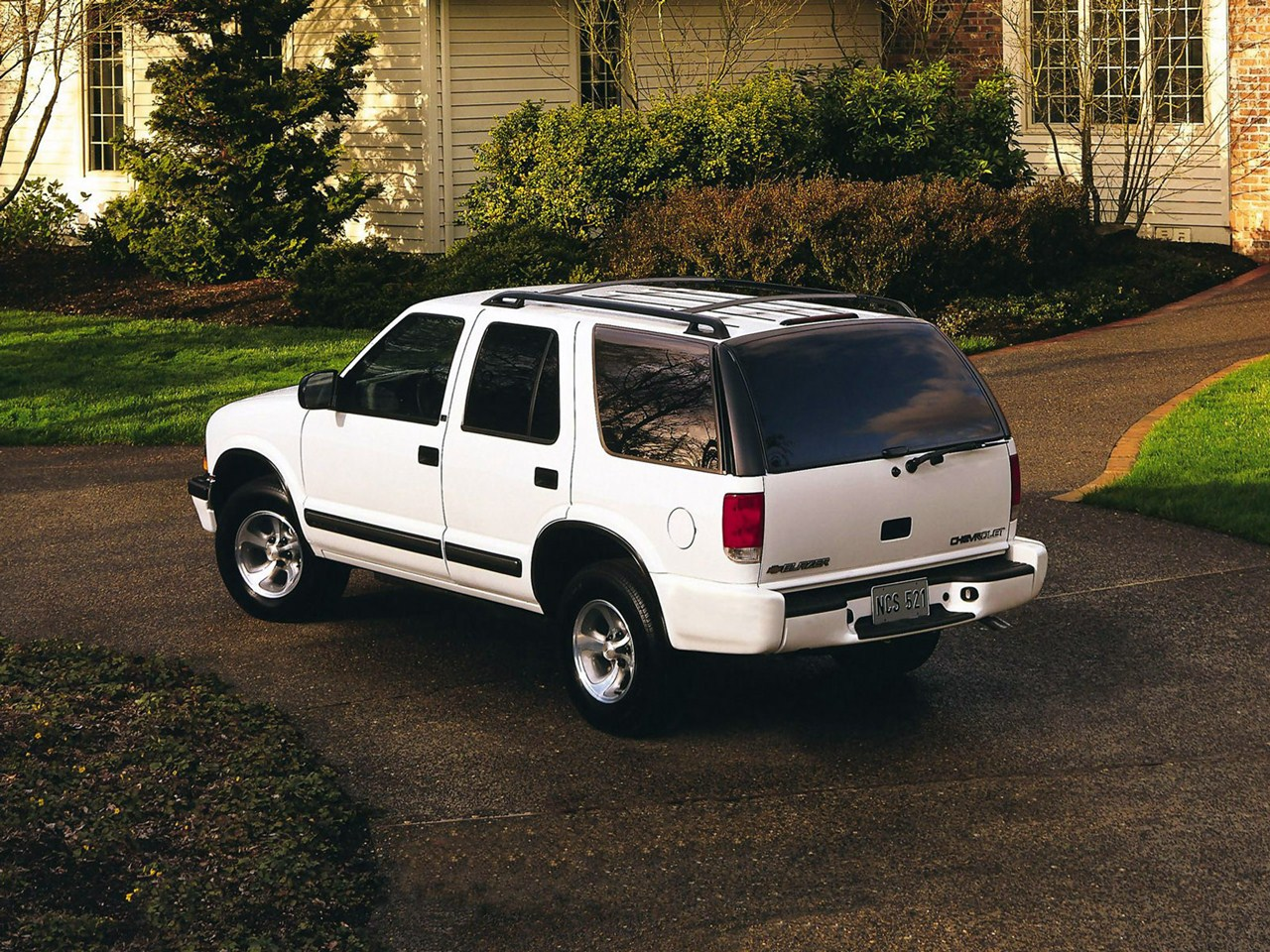 hight resolution of  chevrolet blazer 5 doors 1995 2005