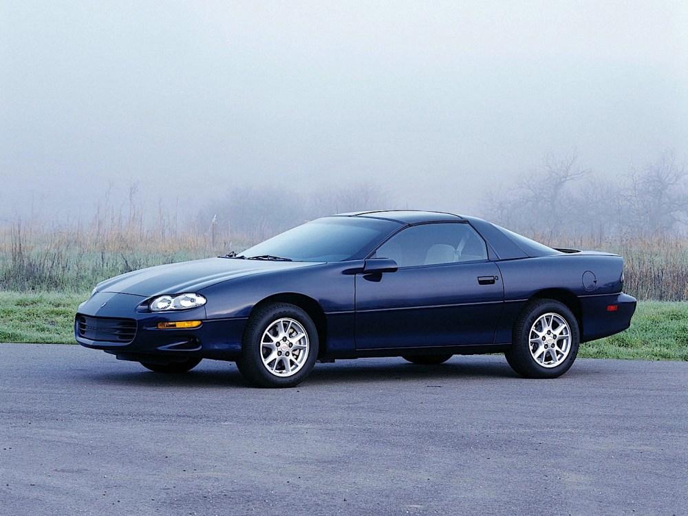 medium resolution of  chevrolet camaro 1993 2002