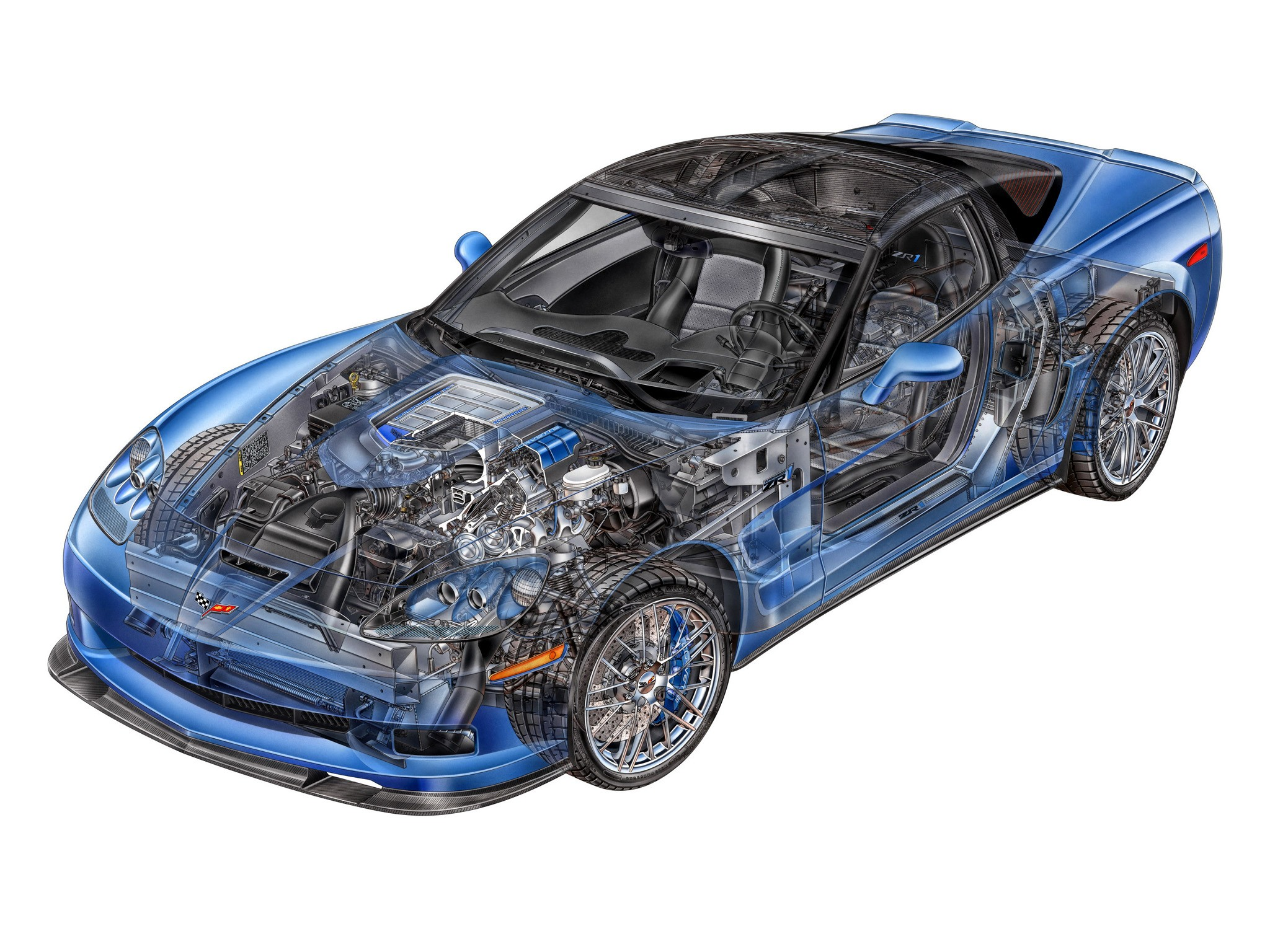 two way wiring diagram 2001 yamaha r6 headlight chevrolet corvette zr1 specs & photos - 2008, 2009, 2010, 2011, 2012, 2013 autoevolution