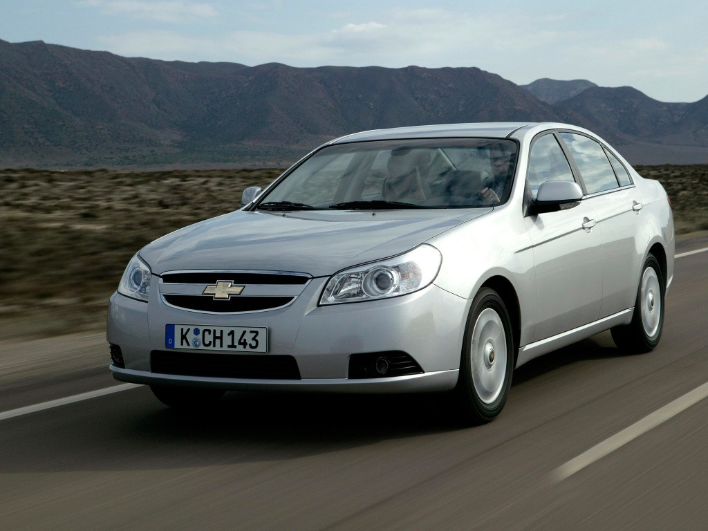 hight resolution of  chevrolet epica 2006 2011