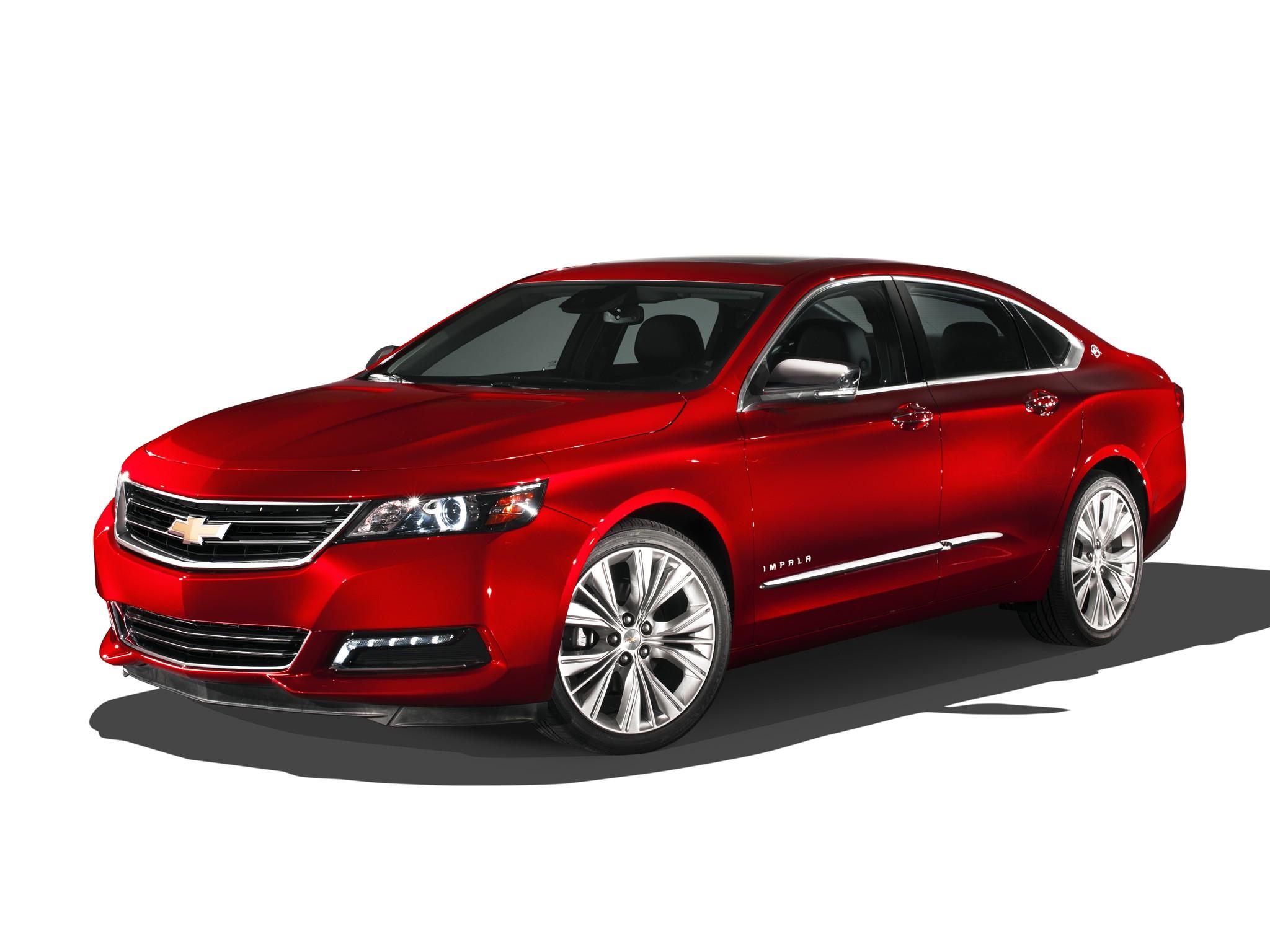 2013 Chevrolet Impala Concept