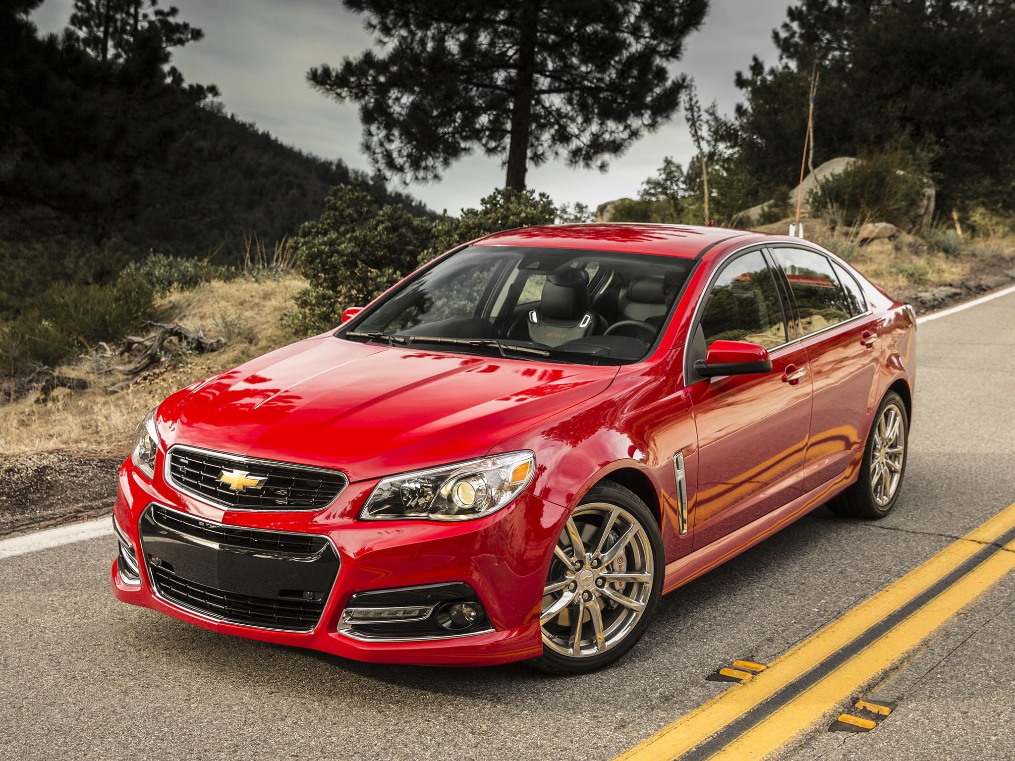 Chevrolet Ss Specs & Photos  2013, 2014, 2015, 2016, 2017