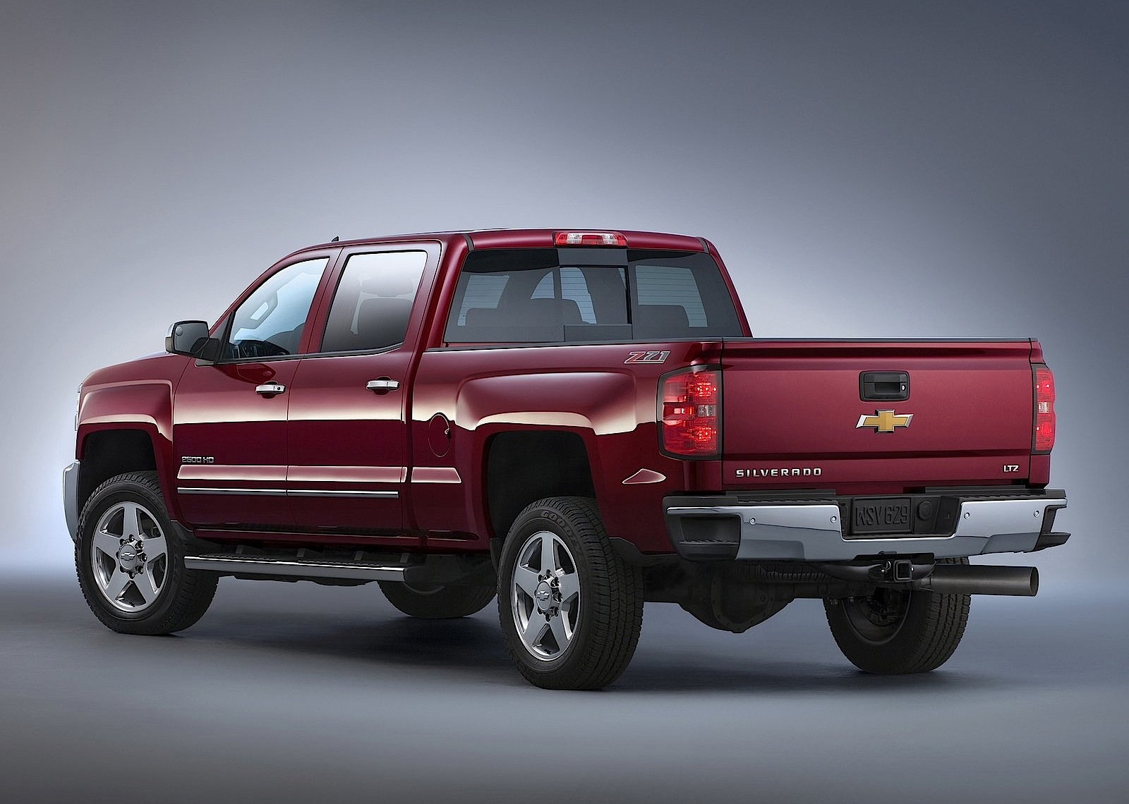 Chevrolet Silverado 3500 Hd Crew Cab Specs Amp Photos 2013