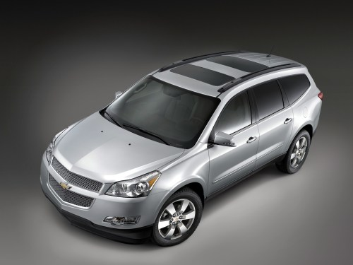 small resolution of  chevrolet traverse 2008 2012