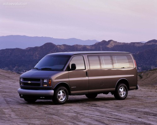 small resolution of  chevrolet express 1995 2002