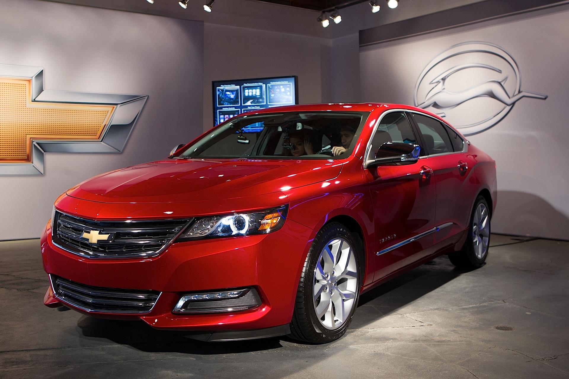 hight resolution of  chevrolet impala 2013 present