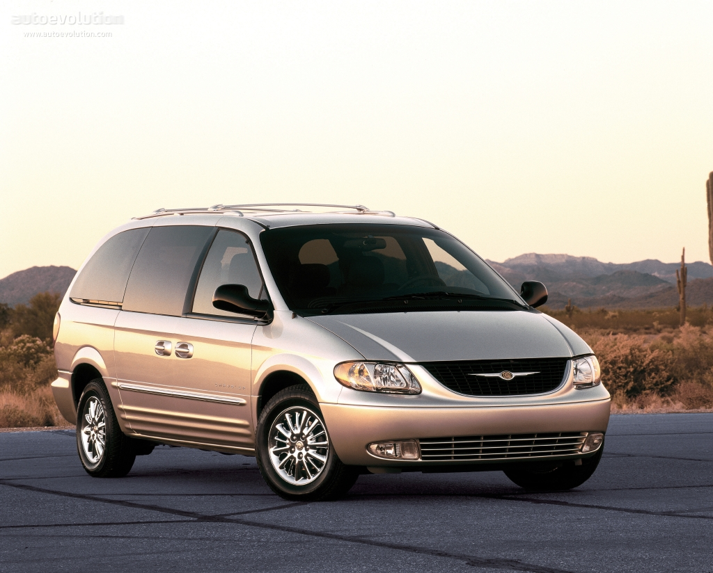 CHRYSLER Town Amp Country Specs Amp Photos 2000 2001 2002