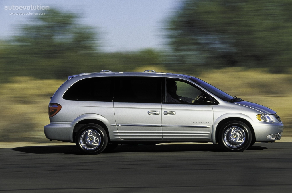 CHRYSLER Town Amp Country Specs 2000 2001 2002 2003