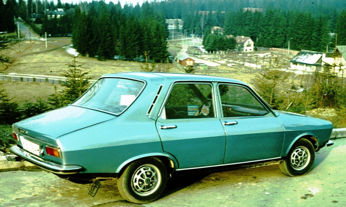 DACIA 1300 Specs & Photos 1969 1970 1971 1972 1973