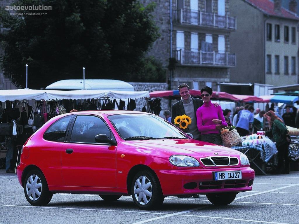 hight resolution of  daewoo lanos hatchback 3 doors 1996 2002