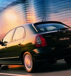daewoo nubira hatchback 2000 2004  [ 1024 x 768 Pixel ]
