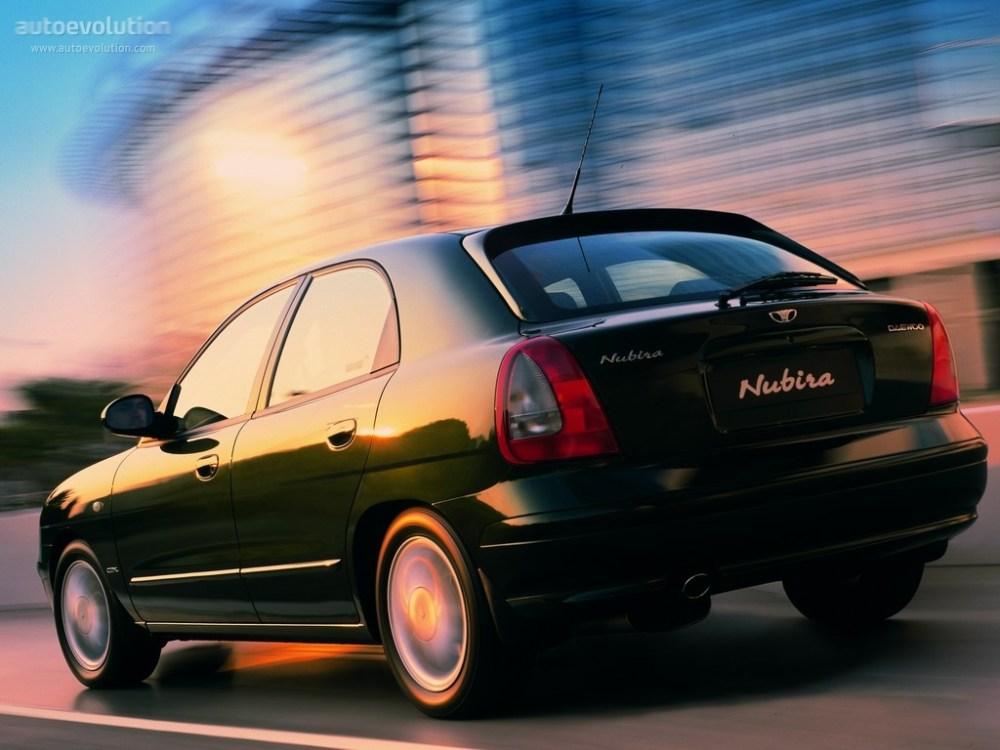 medium resolution of daewoo nubira hatchback 2000 2004