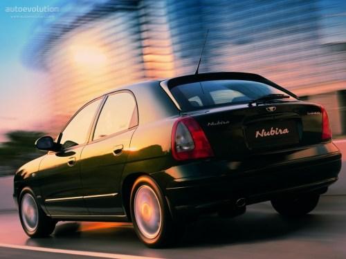 small resolution of daewoo nubira hatchback 2000 2004